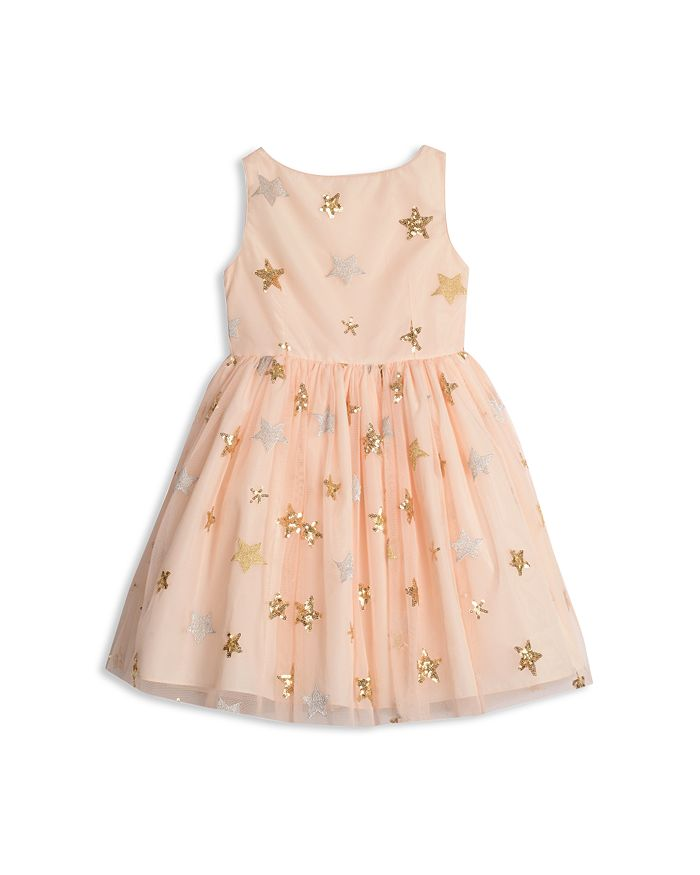 Pippa & Julie - Girls' Star Fit-and-Flare Dress - Baby