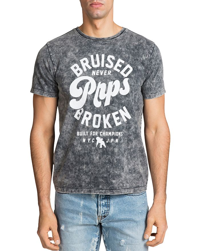 PRPS - Overdyed Graphic Tee