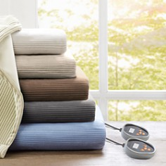 Beautyrest - Microfleece Heated Blankets