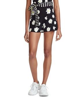 Maje - Isseca Daisy Knit Shorts