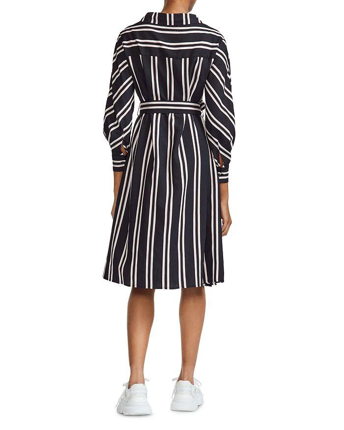 703c896f969 Maje - Raji Striped Shirt Dress