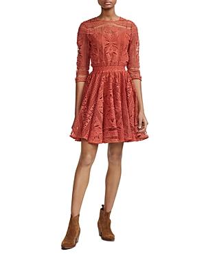 Maje Dresses RIPIZA LACE DRESS