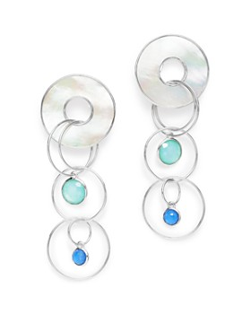 IPPOLITA - Sterling Silver Wonderland Mother-of-Pearl Drop Earrings