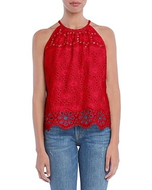 Bailey44 Tops TRANQUILLE EYELET TOP