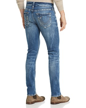 True Religion - Rocco Slim Fit Jeans in Hindsite