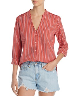 MKT Studio - Chapida Striped Shirt