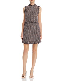 Rebecca Taylor - Tweed Sheath Dress