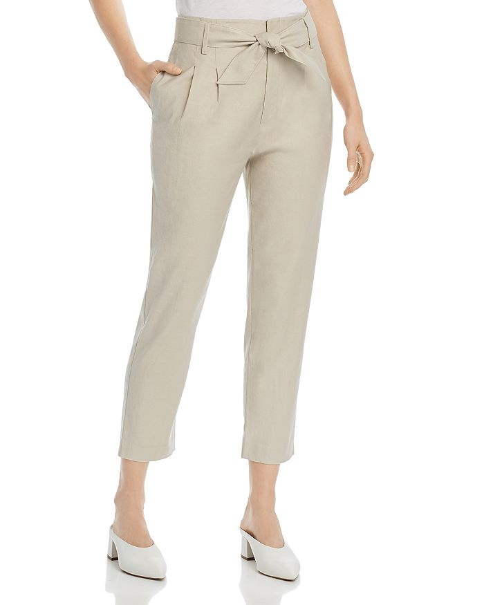 Joie - Ianna C Cropped Belted Pants