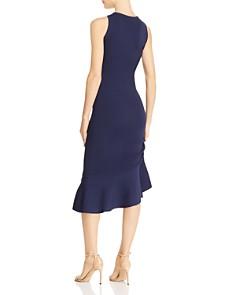 MILLY - Shirred Seam Dress