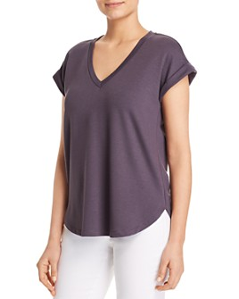 B Collection by Bobeau - French Terry Top