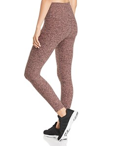 Beyond Yoga - High-Waist Midi Leggings
