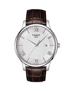 Tissot Watches TRADITION AUTOMATIC WATCH, 42MM