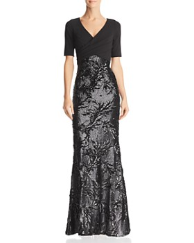 c1512338 Adrianna Papell Sequin Dress - Bloomingdale's