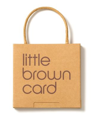 Only at Bloomingdale's Little Brown Gift Card