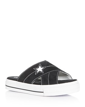 Converse - Women's One Star Slide Platform Sandals