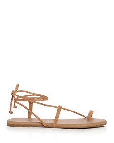 TKEES - Women's Jo Ankle-Tie Sandals