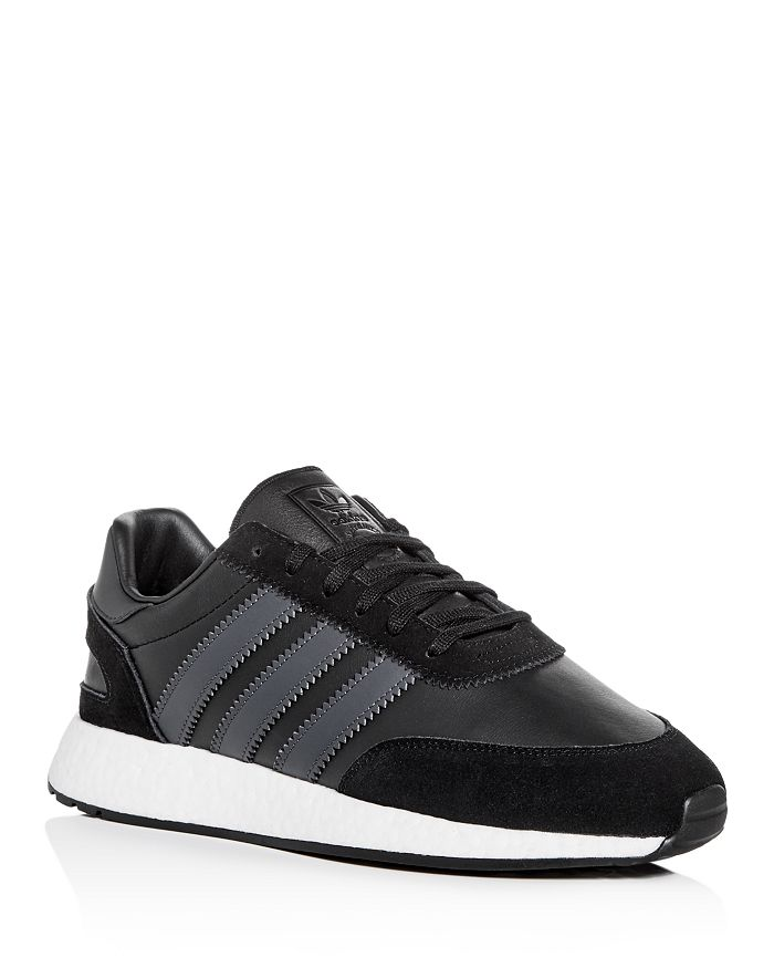 uk availability fcca6 65278 Adidas - Men s I-5923 Leather Low-Top Sneakers