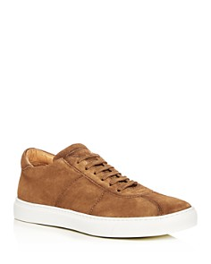 To Boot New York - Men's Charger Suede Low-Top Sneakers