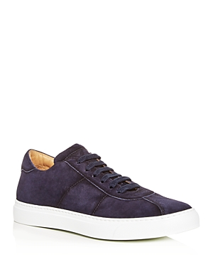 To Boot New York Sneakers MEN'S CHARGER SUEDE LOW-TOP SNEAKERS