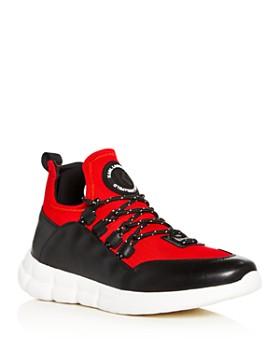 KARL LAGERFELD Paris - Men's Low-Top Sneakers