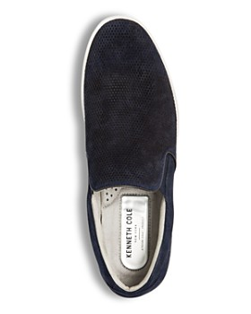 Kenneth Cole - Men's Suede Sneaker Loafers
