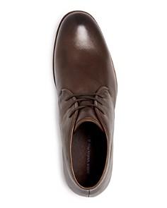 John Varvatos Star USA - Men's Seagher Leather Chukka Boots