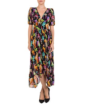The Kooples - Funky Jungle Printed Dress