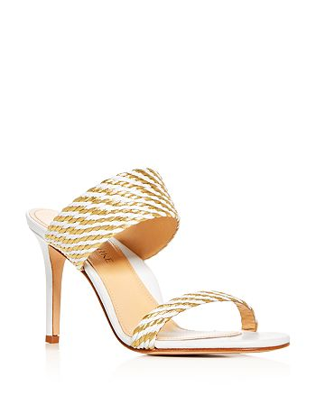 MARION PARKE - Women's Foxy High-Heel Sandals