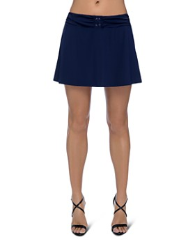 Profile by Gottex - Moto Skirt Swim Cover-Up