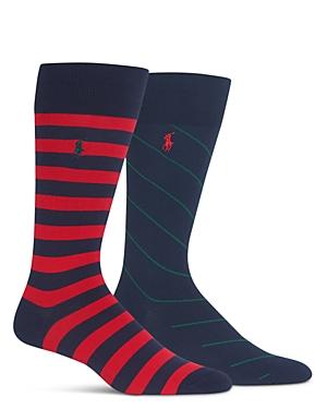 Polo Ralph Lauren Underwear-socks RUGBY STRIPE SOCKS