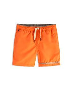 Scotch Shrunk - Boys' Sporty-Fit Swim Shorts - Little Kid, Big Kid