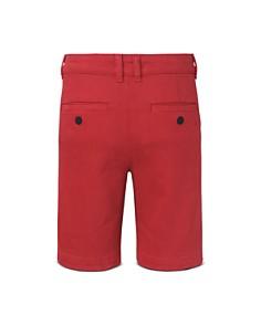 DL1961 - Boys' Jacob Red-Denim Shorts - Big Kid