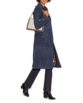COACH - Dreamer Snakeskin Shoulder Bag