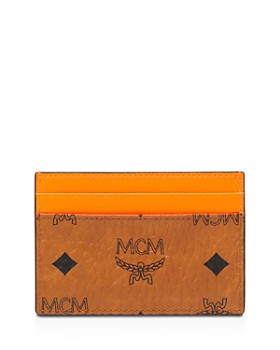 MCM - Patricia Monogrammed Card Case