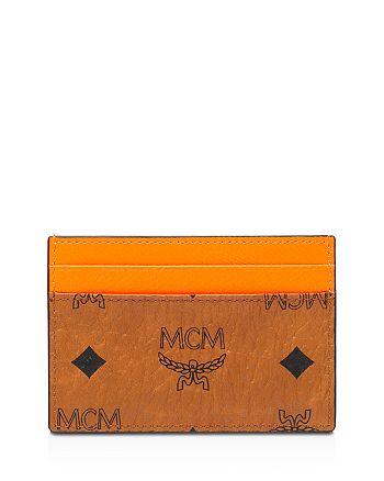 MCM - Patricia Monogrammed Card Case