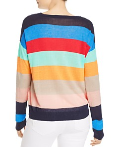 Splendid - x Gray Malin Sunray Striped Sweater