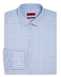 HUGO - Open Check Regular Fit Dress Shirt