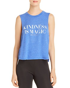 Spiritual Gangster - Kindness Cropped Tank