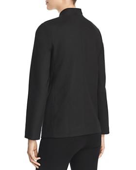 Eileen Fisher - Stand-Collar Open Blazer