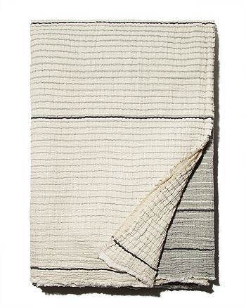 Coyuchi - Organic Cotton Topanga Blanket, Full/Queen
