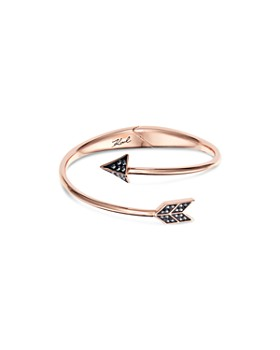 KARL LAGERFELD Paris - Hearts & Arrows Cuff Bracelet