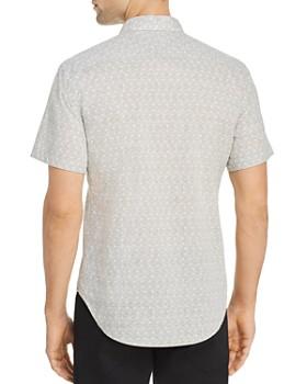 Billy Reid - Palisades Tuscam Geometric-Print Regular Fit Button-Down Shirt