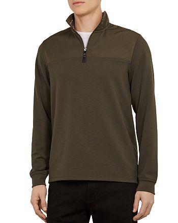 Ted Baker - Hill Half-Zip Sweater