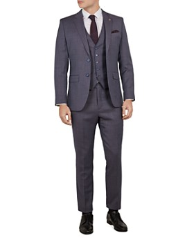 Ted Baker - Bekdeb Debonair Birdseye Slim Fit Suit