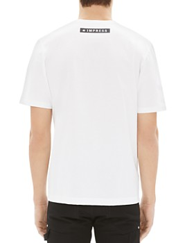 Helmut Lang - Worldwide Logo Graphic Tee