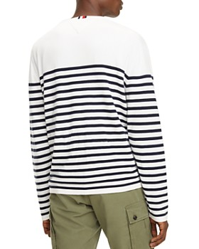 Tommy Hilfiger - Striped Long-Sleeve Tee