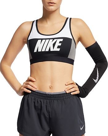 Nike - Distort Color-Block Sports Bra