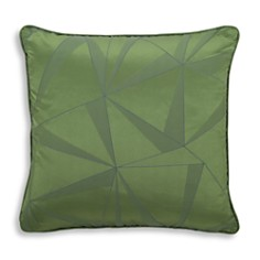 "Mitchell Gold Bob Williams - Daria Emerald Throw Pillow, 20"" x 20"""