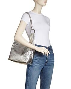 Rebecca Minkoff - Karlie Metallic Chain Shoulder Bag