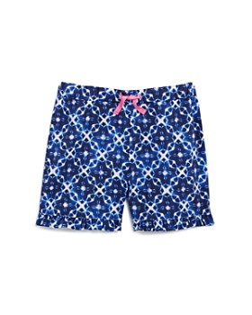 Mini Series - Girls' Geo Print Shorts, Little Kid - 100% Exclusive